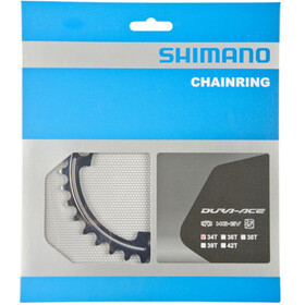 Shimano Dura-Ace FC-9000 Klinge 11-speed MA, black